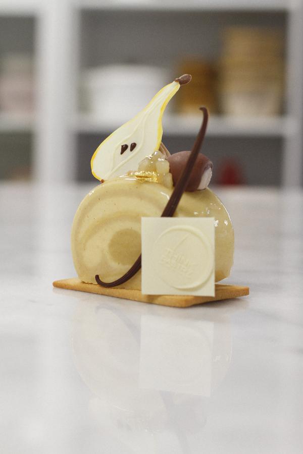 Pastelería de Otoño/Invierno por Michel Willaume